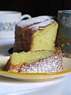 Receita de Torta kefir dos Sete Potinhos Perfumada com Cítricos (Torta dei 7 Vasetti Profumata Agli Agrumi)