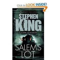 I have to admit I do like Stephen King. And he certainly knows how to write a novel about vampires. But be warned Twilight fans there are no nice vampires who sparkle in the sun in this novel :)