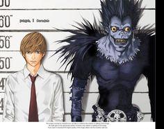 Death Note - Another Note - Los Angeles Bb Renzoku Satsujin Jiken (novel) Vol.1 Ch.1 Page 5 - Mangago