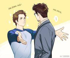 Awww Peter ^.^