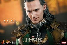 Marvel Loki Sixth Scale Figure by Hot Toys | Sideshow Collectibles