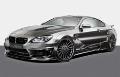 BMW M6 Mirr6r by Hamann