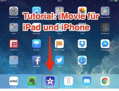 Livestream Tutorial iMovie auf iOS: Videoschnitt für iPad und iPhone