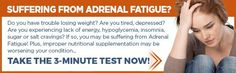 Adrenal Fatigue Syndrome: Your Body Knows Something That You Do Not Adrenal Fatigue Treatment, Adrenal Fatigue Symptoms, Adrenal Glands, Lack Of Energy, Energy Level, Qi Deficiency, Basal Metabolic Rate, Adrenal Health, Adrenal Support