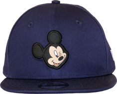 200b917d523 Mickey Mouse New Era 950 Kids Disney Patch Snapback Cap (Ages 4 - 10 y