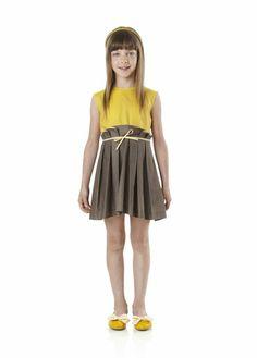vestido abeja <3