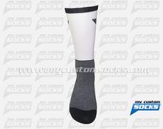 Socks designed by My Custom Socks for Vision Wear in Ontario, Canada. Multisport socks made with Coolmax fabric. #Multisport custom socks - free quote! ////// Calcetas diseñadas por My Customs Socks para Vision Wear en Ontario, Canada. Calcetas para Multideporte hechas con tela Coolmax. #Multideporte calcetas personalizadas - cotización gratis! www.mycustomsocks.com