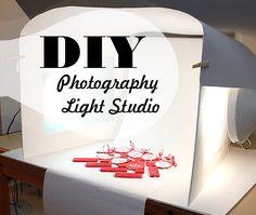 DIY_photography_light_studio. Por sí a alguien le sirve.