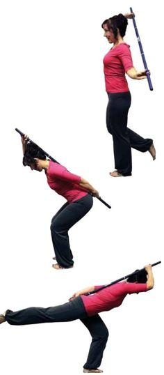 Keppi on hyvä väline tasapainon ja kehonhallinnan harjoittamiseen