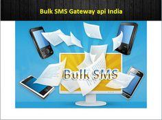 Bulk sms gateway api india