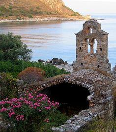 Varázslatos helyek Görögországban - Mani félsziget | femina.hu