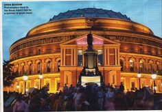 The BBC Proms 2012 season will be part of the London 2012 Festival. The BBC Proms season runs from Friday 13 July, ending on Saturday 8 September Queen Victoria Husband, Edinburgh International Festival, Classical Music Concerts, Classical Opera, Royal Albert Hall, Things To Do In London, Bbc Radio, Concert Hall, Time Out