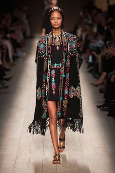 Valentino Spring 2014: A Tribe Called Fashion #pfw #ss14