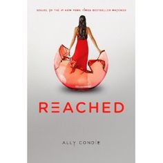 3rd book in the Matched series...due out in November.  I'm a sucker for a good YA dystopian book series.