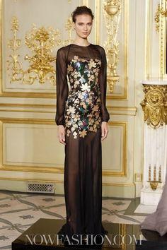 Rami Al Ali Haute Couture Fall Winter 2013 Paris