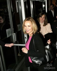 "Jessica Lange New York Premiere of ""don't Come Knocking"", Hosted by the Museum of Moving Image at the Dga Theater, New York City. 03-09-2006 Photo: Anthony G Moore / Globe Photos Inc"