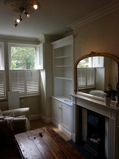 Carpentry Firm which specialises in built in cupboards - for bedroom wardrobes?