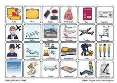 Åka flygplan