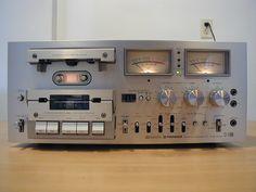 Pioneer CT-F1000 Cassette Deck - Numérisation et transfert de cassette audio www.remix-numerisation.fr