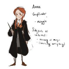 Harry Potter Aesthetic, Harry Potter Art, Book Tv, Book Show, Harry Potter Crossover, Gilbert And Anne, Harry Potter Illustrations, Fully Booked, Anne With An E