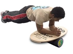 Core Strength Exercises Indo Board Core Strength Training | www.fit2surf.com | boost your surf ...