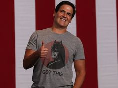 Clinton campaign gives Mark Cuban a front-row seat for Monday's titanic debate