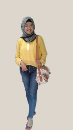 #yellow #jeans