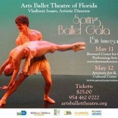 Spring Gala Fort Lauderdale, FL #Kids #Events