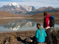 laguna amarga Torres del Paine3