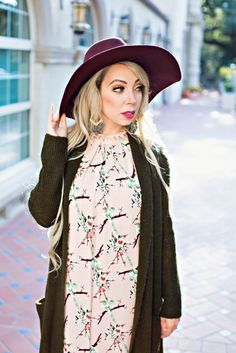Chelsea & Violet Outfit via Dillard's