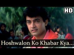 Hoshwalon Ko - Sarfarosh - Naseeruddin Shah - Aamir Khan - Sonali Bendre - Jagjit Singh - YouTube