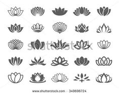 about Small Lotus Flower Tattoo on Pinterest | Lotus flower tattoos ...
