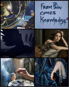 "Harry Potter, Founders, Aesthetic ~ Rowena Ravenclaw Face Claim: Adelaide Kane ""The true sign of intelligence is not knowledge but imagination"""