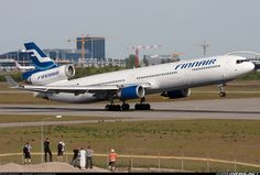 Finnair McDonnell Douglas MD-11 aircraft picture