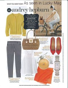 The End of Summer Audrey Hepburn Style - The Vintage Fashionistas Look Gamine, Gamine Style, Audrey Hepburn Inspired, Audrey Hepburn Style, Audrey Hepburn Fashion, Divas, Style Outfits, Cute Outfits, Work Outfits
