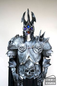 WORLD OF WARCRAFT Arthas Wrath of the Lich King Costume | The RPF Pulse