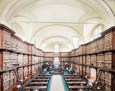 Biblioteca Angelica - Roma (by Franck Bohbot)