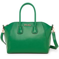 K Vintage handbag, BAGS via Polyvore