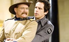 Night at the Museum and Night at the Museum: Battle of the Smithsonian (2006, 2009) — Teddy Roosevelt | 29 Great Performances By Robin Williams