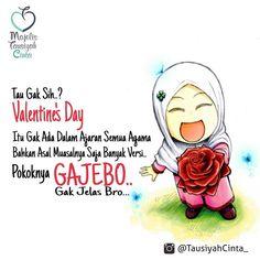 valentine day versi islam