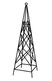 Pyramid Trellis Metal