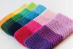 Free crochet pattern: Herringbone phone cover (ENG + NL)