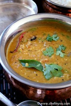Sambar Recipe | South Indian Sambhar Recipe - my favorite :)