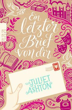 Unser aktueller Favorit! Eine große Liebe, ein Briefumschlag, ein Unglück - und ein neues Leben. http://www.buch-boutique.de/buch/ein-letzter-brief-von-dir/