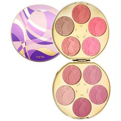Shop tarte's Amazonian Clay Blush Palette Color Wheel at Sephora. It features 10 deluxe blushes in mattes, lusters, and two micro-pearlescent highlighters.