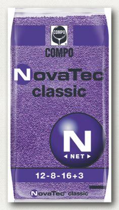 ΚΟΚΚΩΔΗ ΛΙΠΑΣΜΑΤΑ_NovaTec_NovaTec Classic Σύνθεση: 12-8-16 +3MgO+B+Fe+Zn  Ιδανικό για καλλιέργειες με αυξημένες απαιτήσεις σε όλα τα στοιχεία. Το αυθεντικό γερμανικό Complesal Supra με προσθήκη σταθεροποιητή.  Συσκευασία: σάκοι των 25 κιλών.