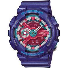 G-SHOCK S Series GMAS110HC-2A - S Series Blue