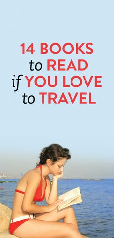 books to read if you love to travel #reading (0/14)