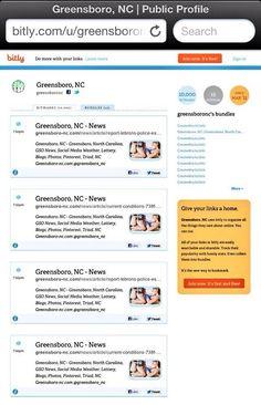 Greensboro, NC | Public Profile @greensboro_nc