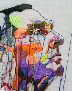 Overdose di Creatività: Ricamo Estremo/ Overdose of Creativity: Extreme Embroidery